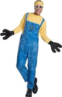 Rubie's Men's Despicable Me 3 Movie Minion Costume