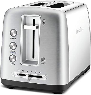 Breville 2 Slice Toasters, Stain Less Steel, LTA620BSS