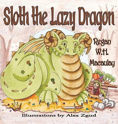 Sloth the Lazy Dragon