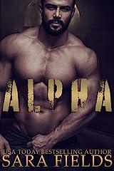 Alpha: A Rough Shifter Romance Kindle Edition