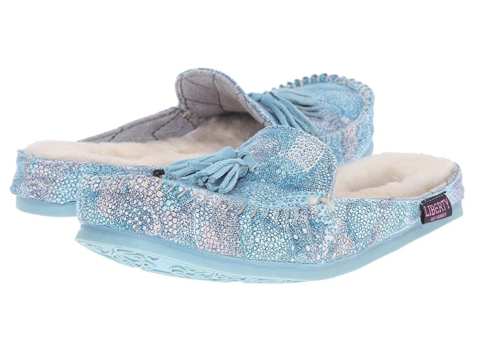 Bedroom Athletics Georgina (Baby Blue Kaleidoscope) Women