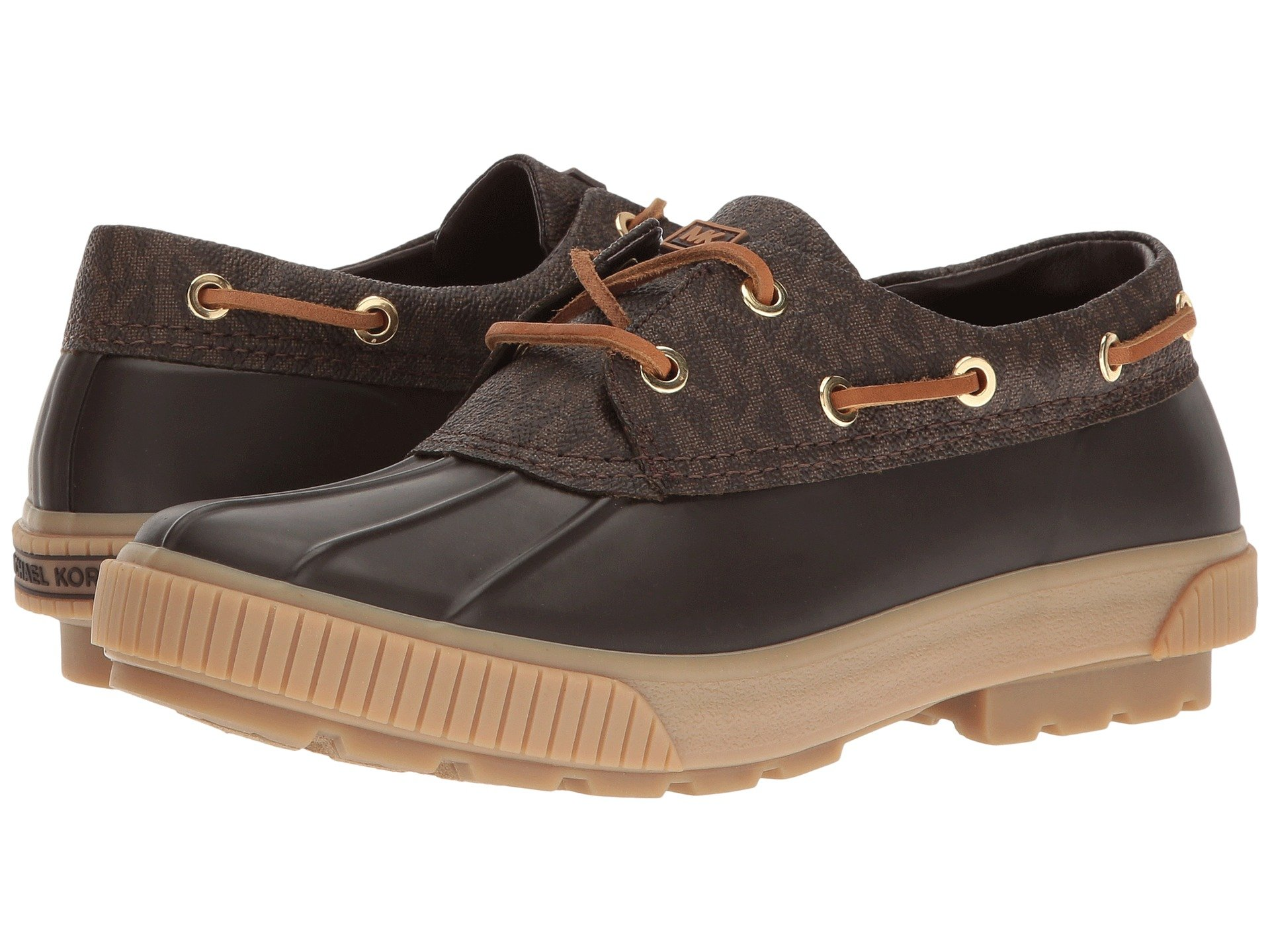 Boat Shoes para Mujer MICHAEL Michael Kors Hyde Lace-Up  + Michael Kors en VeoyCompro.net