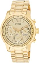 GUESS Women's Stainless Steel Classic Bracelet Watch