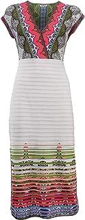 IVKO Long Dress w Deep V-Neck, Light Gray