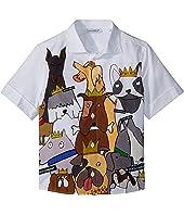 Dolce & Gabbana Kids - Short Sleeve Shirt (Toddler/Little Kids)