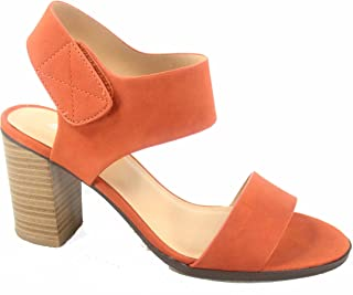 0b4a51787ef74 Amazon.com: chunky summer sandals - Orange / Shoes / Women: Clothing ...