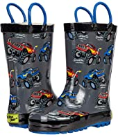 Muscle Trucks Rain Boots (Toddler/Little Kid)