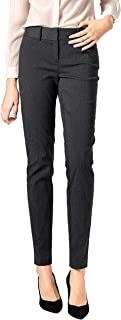 SATINATO Women's Stretchy Trousers All Day Relax-Fit Pants