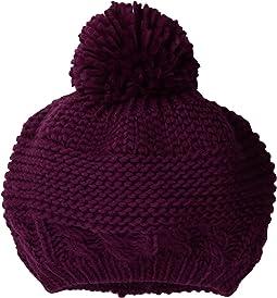 San Diego Hat Company - KNH3491 Beanie with Pom
