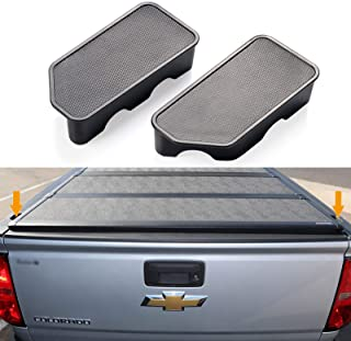 Moonlinks GMC Stake Pocket Covers for 2015-2020 GMC Canyon/Chevy Colorado (Set of 2)