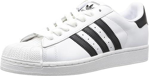 adidas Originals Superstar II, Baskets mode homme, Blanc, 43 1/3 ...