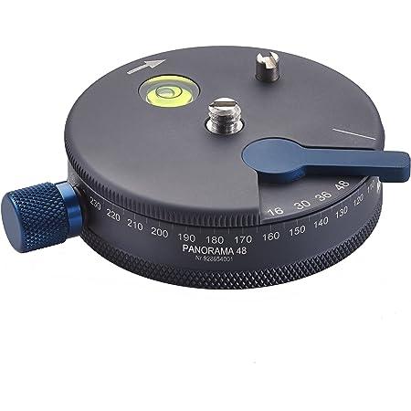 Novoflex Pano Plate 48 Basis Für Panorama Fotografie Kamera