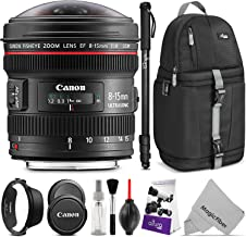 Best canon 15mm f2 8 fisheye Reviews