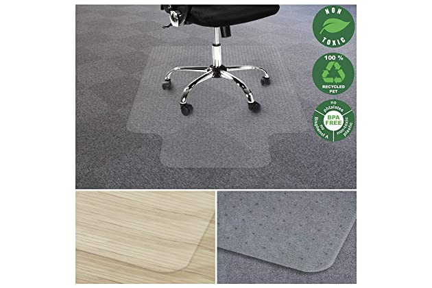 Best Office Chair Mats For Carpet Amazoncom
