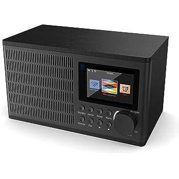 AUNA IR-120 Smart Edition Radio de Internet Wi-Fi: Amazon.es ...