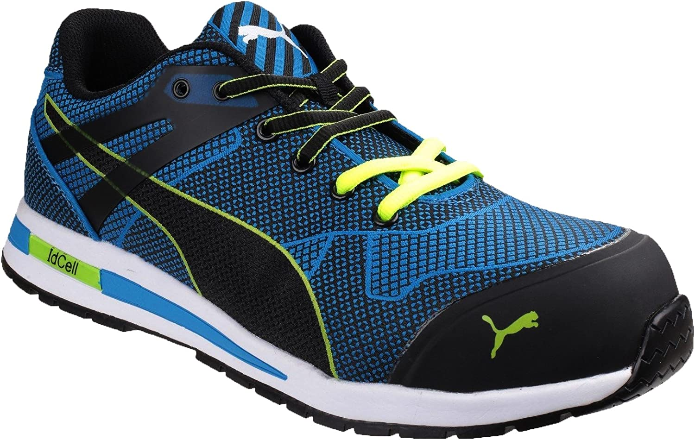 Puma Safety Unisex Blaze Knit Low Lace Up Safety shoes