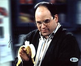 Jason Alexander Seinfeld Signed 8x10 Photo Autographed BAS #D17037 - Beckett Authentication