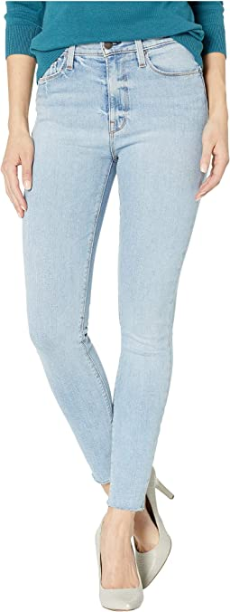 Barbara High Waist Ankle Skinny in Commotion