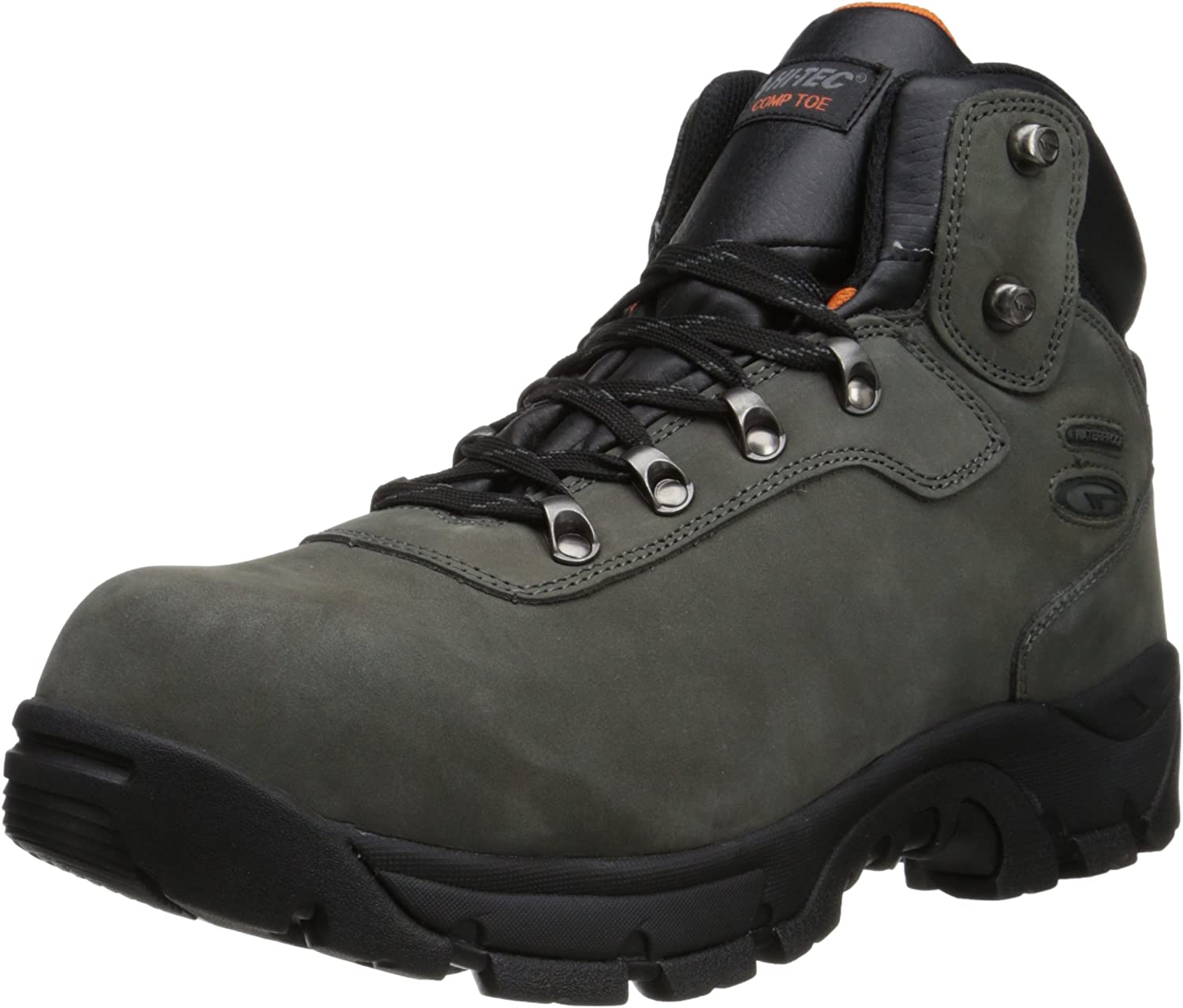 Hi-Tec Men's Altitude Pro I Waterproof Comp Toe Workboot