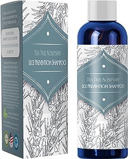 Honeydew Head Lice Treatment Shampoo – Tea Tree & Rosemary Lice Removal Hair..