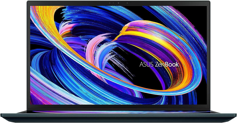 ASUS ZenBook Pro Duo 15 UX582LR-H2017T - Ordenador portátil 15.6