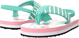 Hatley Kids - Ocean Treasures Flip-Flop (Toddler/Little Kid)
