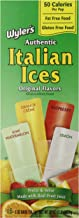 Wyler's Authentic Italian Ice, 32 Ounce (Pack Of 8)