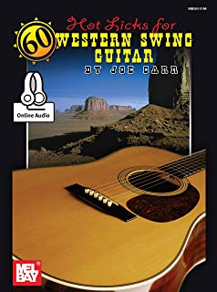 60 Hot Licks for Western Swing Guitar