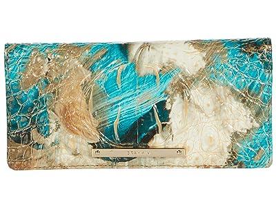 Brahmin Melbourne Ady Wallet (Bird of Paradise) Wallet Handbags