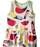 Appaman Kids - Soft and Flowey Zoey Tropical Printed Tank Top (Toddler/Little Kids/Big Kids)