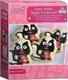 Crafty Cooking Kits Love Stinks Sugar Cookie Kit
