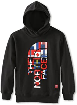 International Pullover Hoodie (Little Kids/Big Kids)