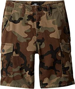 Johnny Cargo Walkshorts (Big Kids)