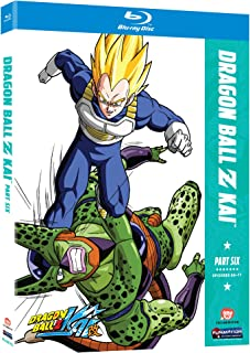 Dragon Ball Z: Kai - Part Six
