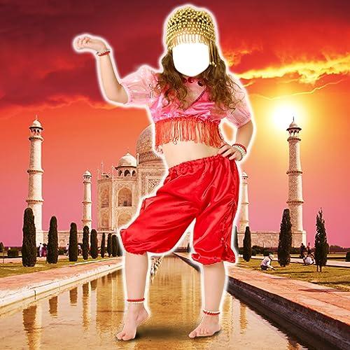 Muchacha india Kids Wear