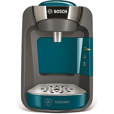 0.8 Litre Tassimo Bosch Suny Special Edition TAS3107GB Coffee Machine,1300 Watt Cream