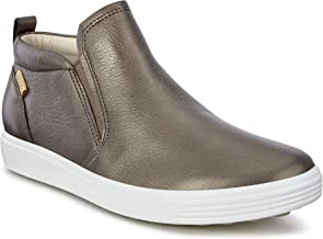 ECCO Women's Soft 7 Slip on Boot Sneaker