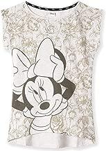 Adolescenti Taglie S-XL Disney Minnie /& Mickey Mouse Personaggi t-Shirt in Cotone Originale per Donne