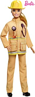 Barbie Careers 60th Anniversary Firefighter Doll