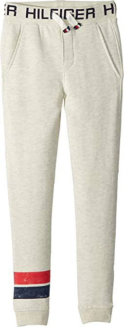 Jacquard Rib Basic Jogger (Big Kids)