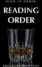 Reading Order: Robert B. Parker: Spenser Novels by Robert B Parker in Order