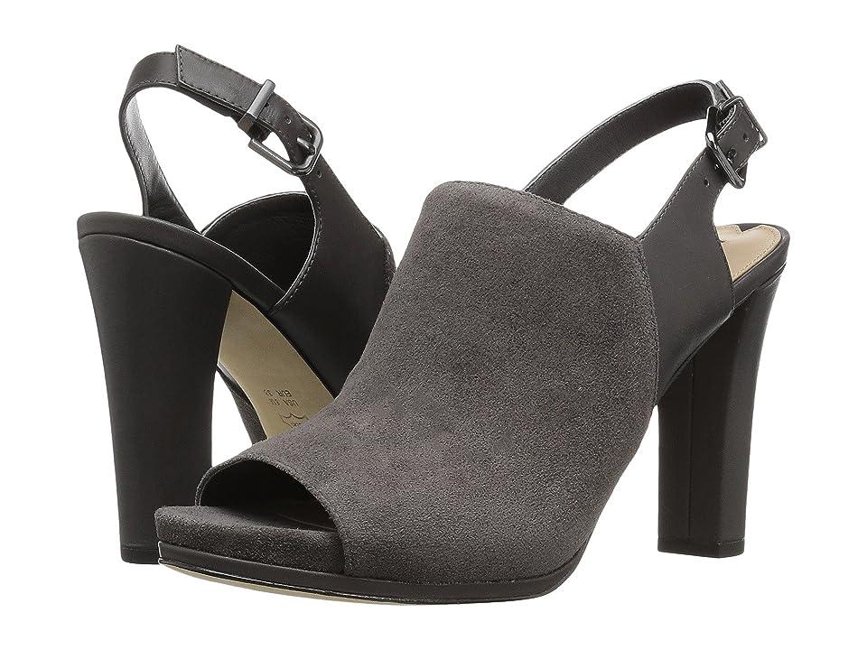 Via Spiga Cara (Steel Coco Sport Suede) High Heels