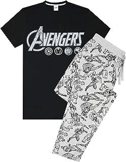 El Conjunto de Pijama Vengadores Marvel Los Hombres de