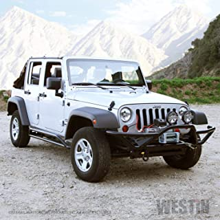 T-MAX 47-3106 Winch Mount for 2007-2014 Jeep Wrangler & Wrangler Unlimited