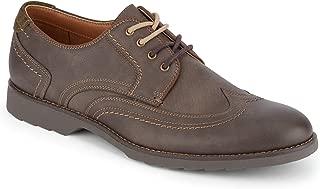 Dockers Mens Maxwell Casual Wingtip Oxford Shoe