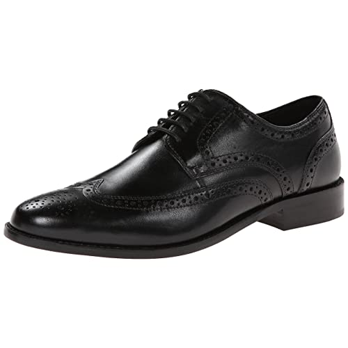 a47edc8bc7716 Nunn Bush Men's Nelson Wingtip Oxford