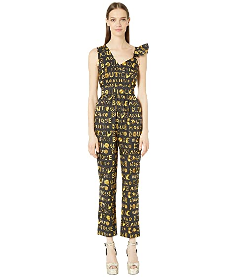 Boutique Moschino A 0426 0852 1555 Jumpsuit