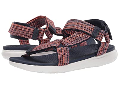 FitFlop Trailstar Freshweave (Neon Orange Mix) Men