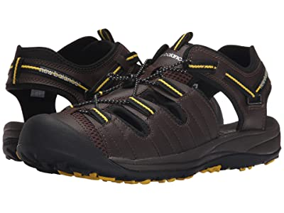 New Balance Appalachian Sandal (Brown) Men
