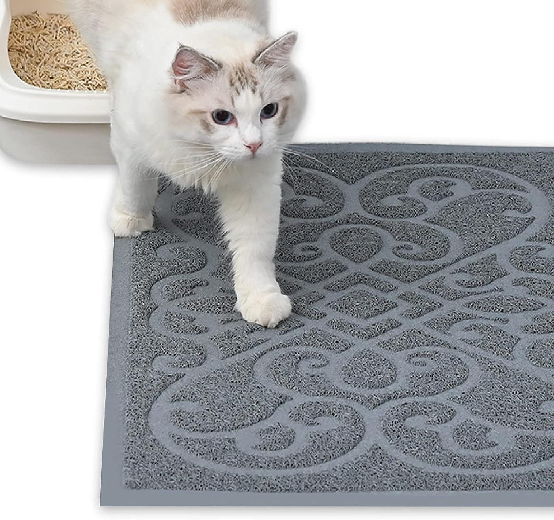 PetLike Waterproof Large Cat Litter Mat